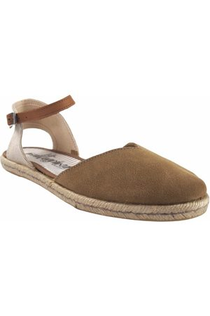 Calzamur Alpargatas Zapato señora 10147 beig para mujer
