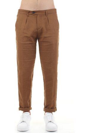 Bicolore Pantalón chino F2699MP-OLEANDRO para hombre