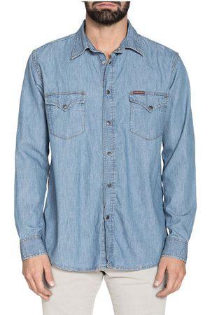 Carrera Camisa manga larga - 205-1005A para hombre