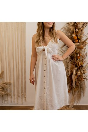 Céleste Vestido largo CAMOMILLE para mujer