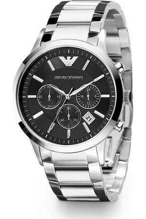 Emporio Armani Reloj analógico plata /