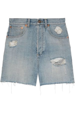 Gucci Pantalones vaqueros cortos