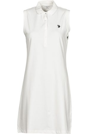U.S. Polo Assn. Vestido AMY DRESS POLO SLEEVELESS para mujer