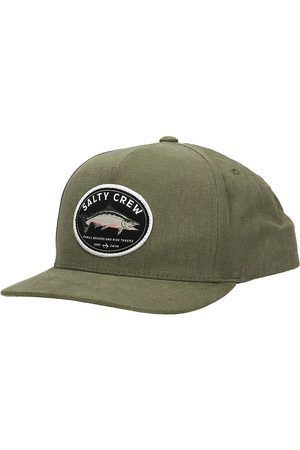 Salty Crew Gorras - King Sal 5 Panel Cap verde