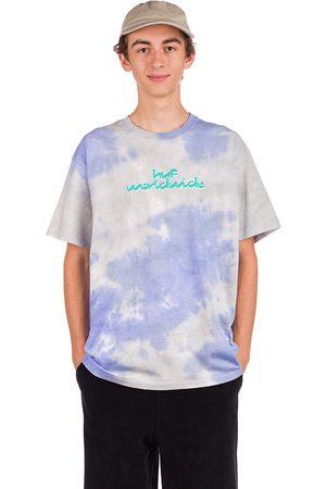 Huf Chemistry T-Shirt tiedye
