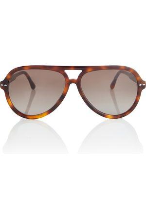Isabel Marant Gafas de sol de aviador Naya