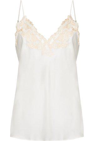 La Perla Mujer Camisolas - Camisola Maison con encaje floral