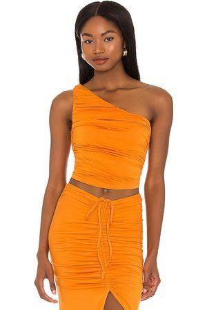 House of Harlow 1960 Mujer Tops - X sofia richie sunnie top en color burnt orange talla L en - Burnt Orange. Talla L (también en X
