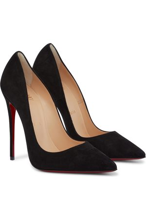 Christian Louboutin Salones So Kate 120 de gamuza