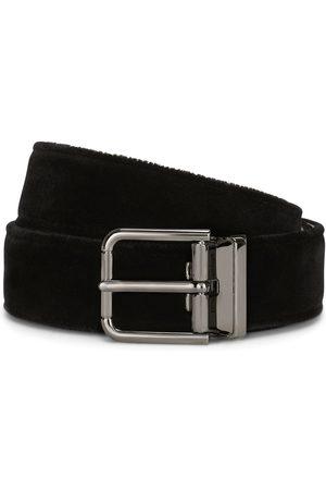 Dolce & Gabbana Cinturón con logo en relieve