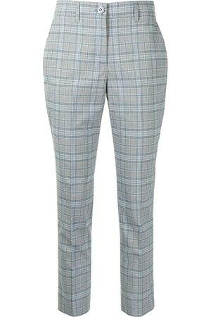 Twin-Set Pantalones a cuadros