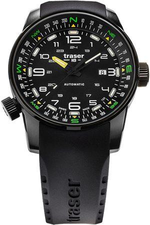 Traser H3 Reloj analógico Traser 109741, Automatic, 46mm, 10ATM para hombre