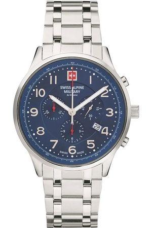 Swiss Alpine Military Reloj analógico Swiss Military 7084.9135, Quartz, 43mm, 10ATM para hombre