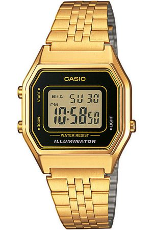 Casio Reloj digital LA680WEGA-1ER, Quartz, 28mm, 3ATM para hombre