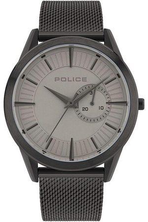 Police Reloj analógico PL15919JSU.79MM, Quartz, 44mm, 3ATM para hombre