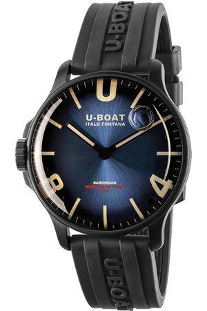 U-BOAT Reloj analógico 8700, Quartz, 44mm, 5ATM para hombre