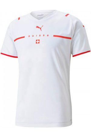 PUMA Camiseta Suiza Segunda Equipación 2020-2021 para mujer