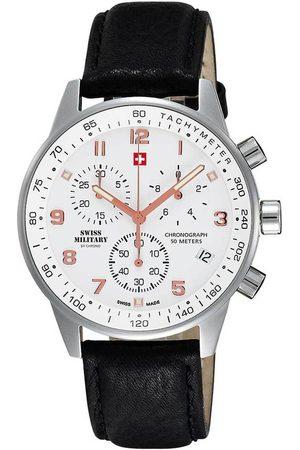 CHRONO Reloj analógico SM34012.11, Quartz, 41mm, 5ATM para hombre