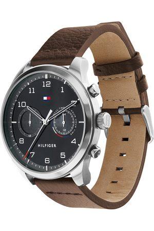 Tommy Hilfiger Reloj analógico 1791785, Quartz, 44mm, 5ATM para hombre