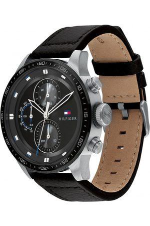 Tommy Hilfiger Reloj analógico 1791810, Quartz, 46mm, 5ATM para hombre