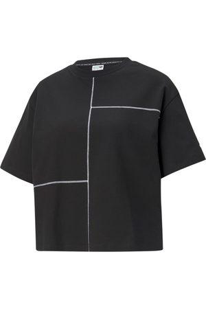 PUMA Camiseta - T-shirt nero 531312-01 para mujer