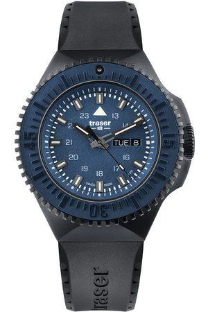 Traser H3 Reloj analógico Traser 109857, Quartz, 46mm, 20ATM para hombre