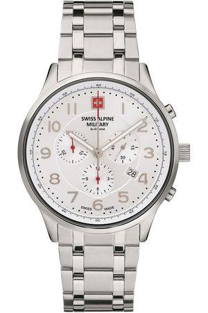 Swiss Alpine Military Reloj analógico Swiss Military 7084.9132, Quartz, 43mm, 10ATM para hombre