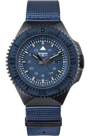 Traser H3 Reloj analógico Traser 109856, Quartz, 46mm, 20ATM para hombre