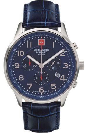 Swiss Alpine Military Reloj analógico Swiss Military 7084.9535, Quartz, 43mm, 10ATM para hombre