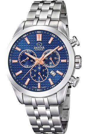 Jaguar Reloj analógico J865/2, Quartz, 43mm, 10ATM para hombre