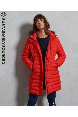Superdry Mujer Abrigos largos - Chaqueta Super Fuji