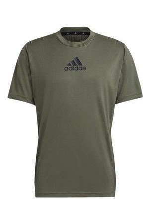 adidas Camiseta Primeblue Designed TO Move Sport 3STRIPES Tee para hombre