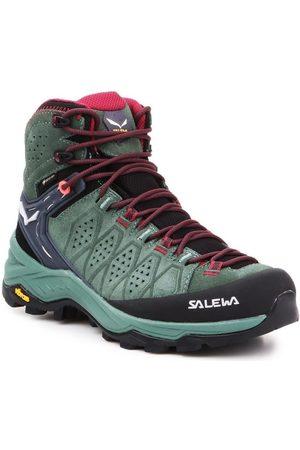 Salewa Zapatillas de senderismo WS Alp Trainer 2 Mid GTX 61383-5085 para mujer