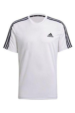 adidas Camiseta Aeroready Designed TO Move Sport 3STRIPES Tee para hombre