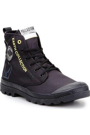 Palladium Mujer Zapatillas deportivas - Zapatillas altas Pampa 77054-008-M para mujer