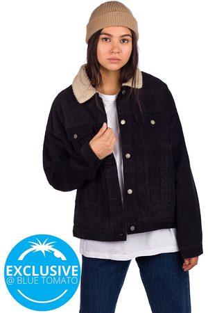 Roxy Good Fortune Sherpa Jacket negro