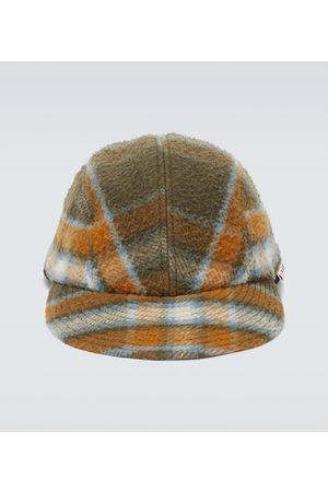 Marni Sombrero de lana a cuadros