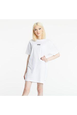 Vans Center Vee Tee Dress White