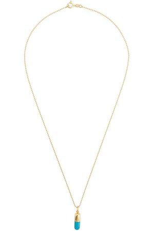 TRUE ROCKS Collares - Collar con colgante de cápsula pequeño