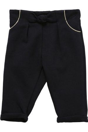 Chloé Chloé | Niña Pantalones De Punto De Jersey Milano 3a