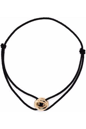 Le Gramme Pulseras - 18kt yellow gold 3g polished entrelacs cord bracelet
