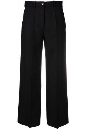VALENTINO Mujer Pantalones de vestir - Pantalones de vestir anchos