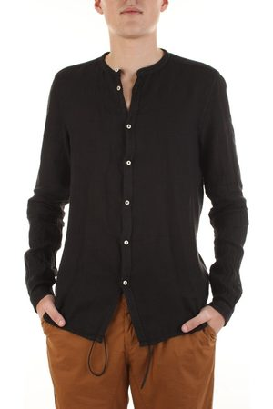 Bicolore Camisa manga larga 3916-MIAMI para hombre
