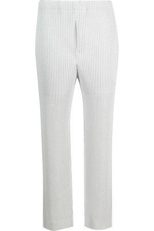 HOMME PLISSÉ ISSEY MIYAKE Hombre Pantalones slim y skinny - Pantalones de punto slim