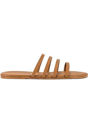 Tkees Sandalia senna en color bronce talla 10 en - Tan. Talla 10 (también en 6, 7, 8, 9).