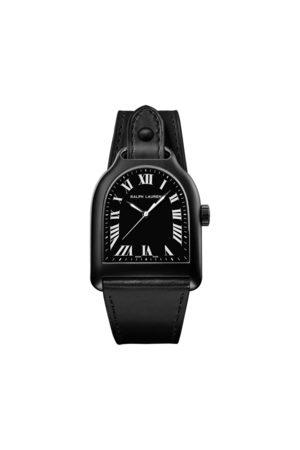 Ralph Lauren Hombre Relojes - Reloj grande acabado en acero