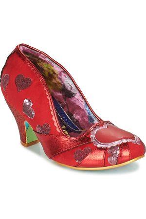 Irregular Choice Mujer Tacón - Zapatos de tacón HEART ON YOUR SLEEVE para mujer