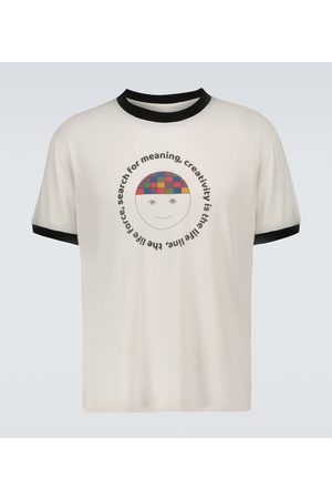 THE ELDER STATESMAN Camiseta Search For Meaning