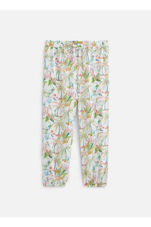 3 Pommes Pantalon blanc 3Q22032