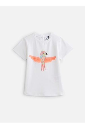 3 Pommes Tee-shirt blanc 3Q10182